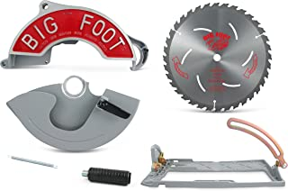 Big Foot SK-1025KIT-1 Style 1 Beam Saw Adapter Kit, 10-1/4