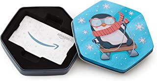 Buono Regalo Amazon.it - Cofanetto Pinguini