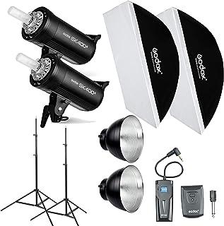 غودوكس ضوء متوافق مع كاميرا رقمية و كاميرا فيديو