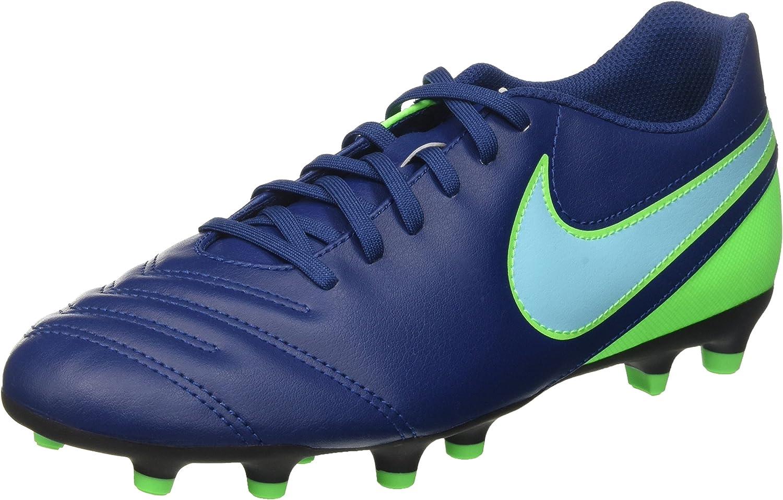 Nike Nike Nike Herren Tiempo Rio Iii Fg Fußballschuhe, Blau 00c66b