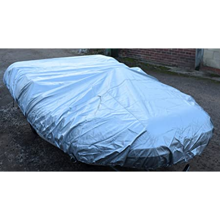 ButyYI Universal Waterproof Inflatable Boat Cover Fit for Boat//Dinghy//Tender Cover 2.7m