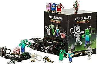 Minecraft 2.5 Inch Hangers Plastic Figure Box [24 Packs]