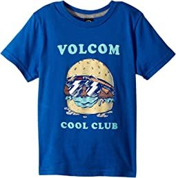 Volcom Kids - Cool Clubs Short Sleeve Tee (Toddler/Little Kids)