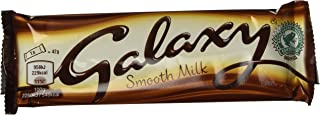 Galaxy Smooth Milk Chocolate 42g (24 Bars)