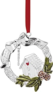 Lenox 2014 Bless This Home Metal Ornament