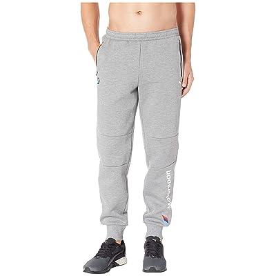 PUMA BMW MMS Sweatpants (Medium Grey Heather) Men
