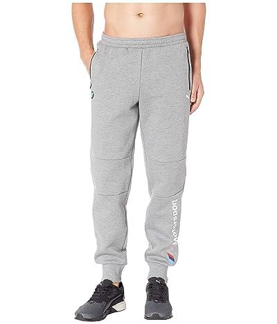 PUMA BMW MMS Sweatpants (Medium Heather Grey 2) Men