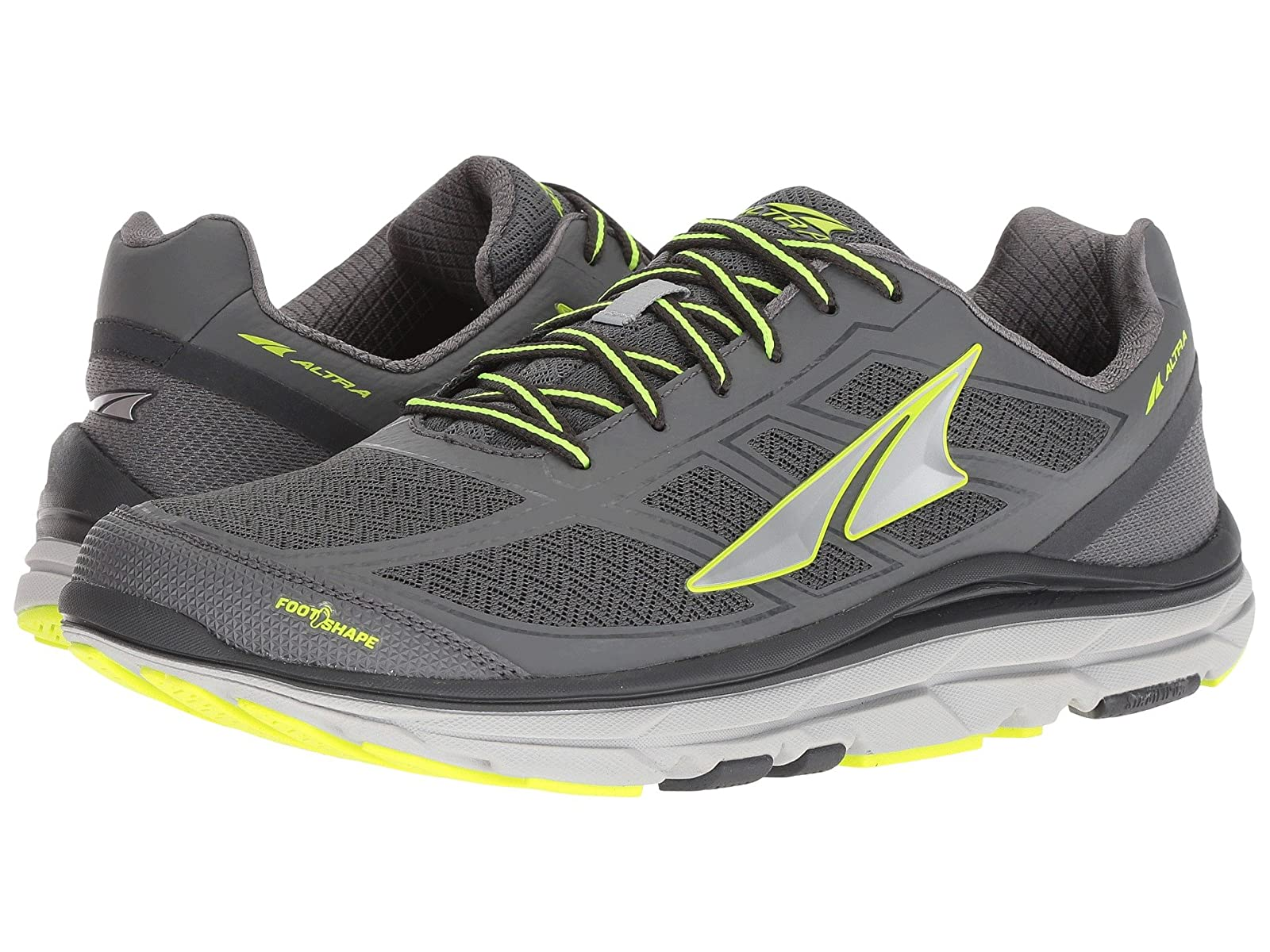 Altra Footwear Provision 3.5Atmospheric grades have affordable shoes