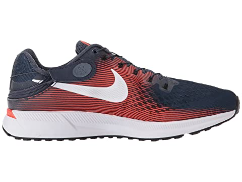 Nike Air Zoom Pegasus 34 FlyEase Thunder Blue/White/Bright Crimson/Black Outlet Pictures Clearance Best Wholesale SiZDoQjYp