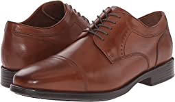 Johnston & Murphy XC4® Waterproof Branning Cap Toe