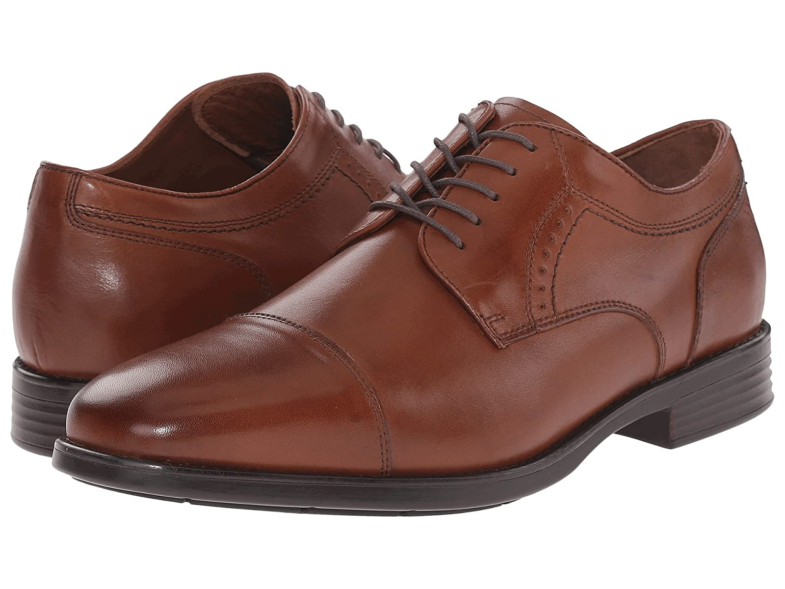 Johnston & Murphy Waterproof XC4 Branning Cap Dress Cap Toe OxfordAtmospheric grades have affordable shoes