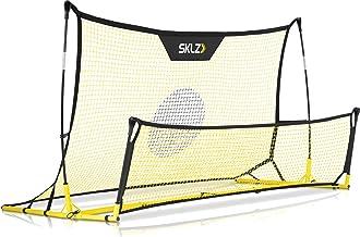 SKLZ Quickster Soccer Trainer Portable Soccer Rebounder Net for Volley، التمرير، و Solo Training