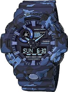 Casio G-Shock GA700CM Series Camo Wrist Watch (Men`s)