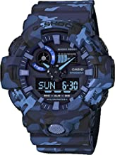 Casio G-Shock GA700CM Series Camo Wrist Watch (Men's)
