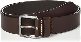 حزام جيكو ايطالي من الجلد من هيوغو بوس للرجال