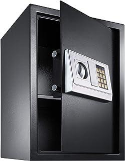 TecTake Caja Fuerte electrónica Pared Safe Caja de