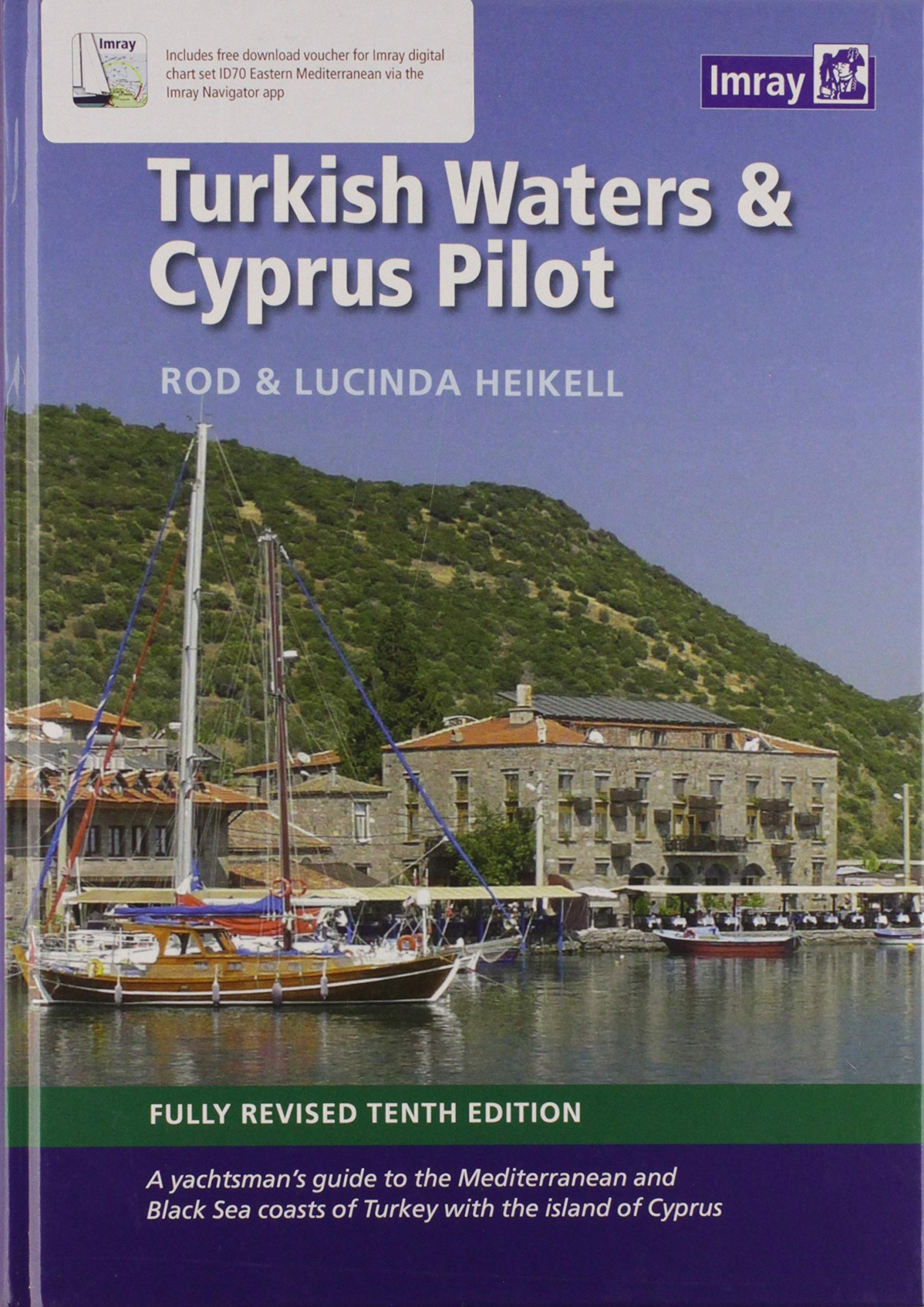 Image OfTurkish Waters And Cyprus Pilot (10th Edition)