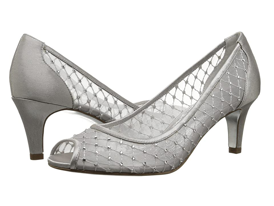 Adrianna Papell Jamie (Silver) High Heels