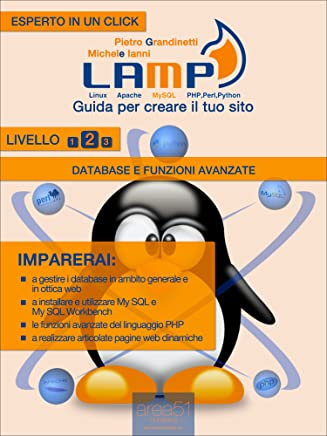 LAMP: guida per creare il tuo sito. Livello 2 (Esperto in un click)