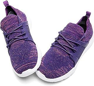 BUBUDENG Scarpe da ginnastica leggere per bambini, scarpe da ginnastica per bambini, scarpe da corsa, scarpe sportive per ...