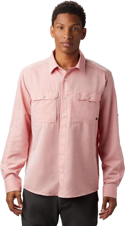 Mountain Complete Free Shipping Max 71% OFF Hardwear Men's Canyon Long Sleeve Shirt