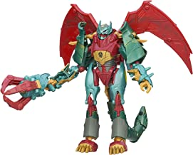 Transformers Beast Hunters Deluxe Class Ripclaw Figure 5 Inches