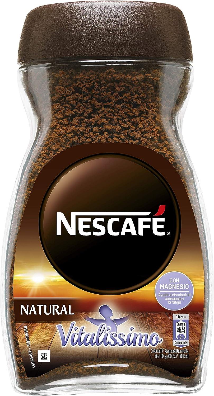 NESCAFÉ VITALISSIMO NATURAL con magnesio, café soluble ...