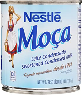 Nestle Milk Condensed Moca Sweetened, 14 oz