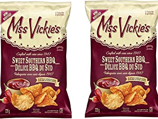 Miss Vickies Kettle Cooked Sweet Southern BBQ Potato Chips (2-Pack)