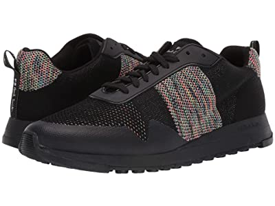 Paul Smith Rappid Sneaker (Black Reflective 1) Men