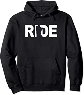 Ride Minnesota MN Ride T-Shirt Hoodie