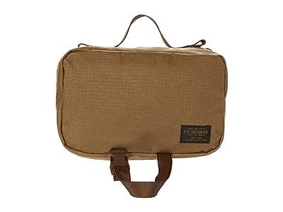 Filson Ripstop Nylon Travel Pack (Field Tan) Handbags