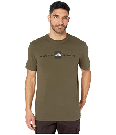 The North Face Short Sleeve Red