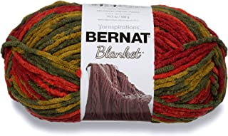 Bernat Blanket Yarn, 10.5 oz, Harvest, 1 Ball