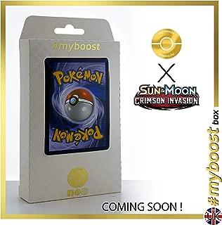 my-booster SM04-UK-114/111 Pokémon Cards