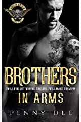 Brothers in Arms (The Kings of Mayhem Book 2) Kindle Edition