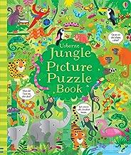 Jungle Picture Puzzle Book