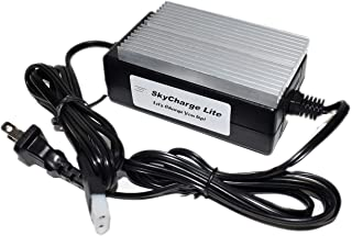 New SkyCharge 2402 Lite Charger for Bruno Stair Lift Stairlift SRE-1540, SRE-1550, SRE-2000, SRE-2010 Elite, CRE-2110 Curved, SRE-2750 Models OEM-2402, BCR-24018