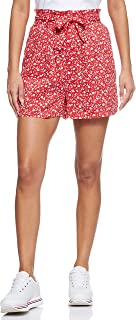 Tommy Jeans womens TJW FLORAL SHORT Shorts