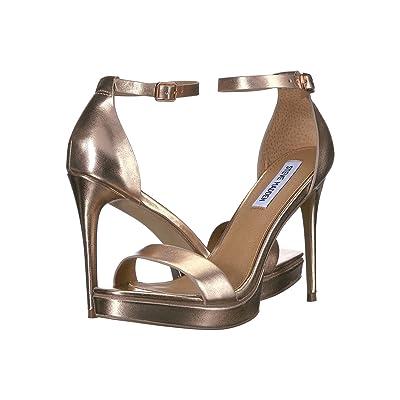 Steve Madden Cabaret (Rose Gold) High Heels
