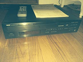 YAMAHA CDC-635 Natural Sound Home Stereo 5 Disc CD Player Changer
