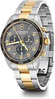 Victorinox Chronograph Grey Dial Men's Watch-241902
