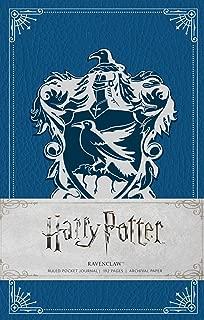 Harry Potter: Ravenclaw Ruled Pocket Journal (Insights Journals)