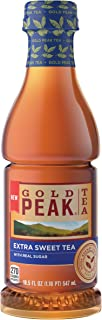 12 Bottles of Gold Peak Tea 18.5oz Bottles (Extra Sweet)