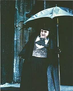 Batman Danny DeVito as The Penguin with umbrella 8 x 10 Photo 004