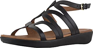 Womens Strata Gladiator Leather Sandal Shoes
