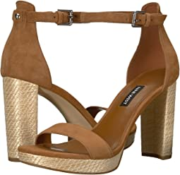 c31dda41c7a7 Nine West. Jimar Platform Block Heel Sandal.  38.15MSRP   109.00. Dark  Natural Suede