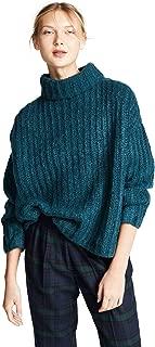 Women's Fluffy Fox Sweater