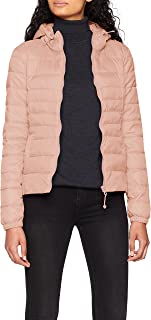 Only Onltahoe Hood Jacket Otw Noos Giacca, Rosa (Misty Rose), 42 (Taglia Produttore: Small) Donna
