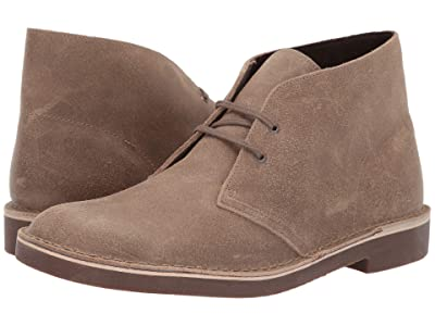 Clarks Bushacre 2 (Taupe Distressed Suede) Men
